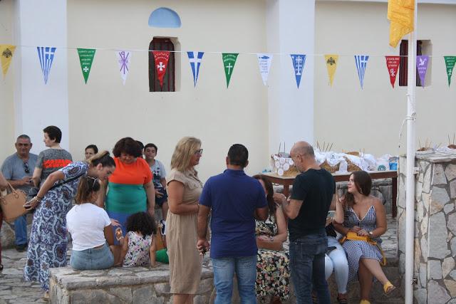 Δείτε φωτογραφίες του Πάνου Τσούτσουρα από τον Εσπερινό στην Παναγία Αχυριάτισσα στα Παλιά Αχυρά - Φωτογραφία 33