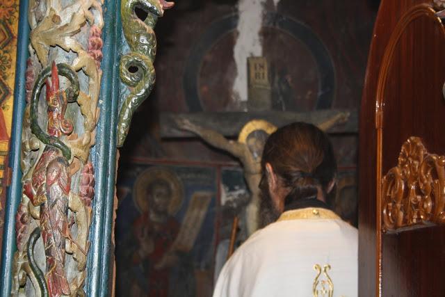 Δείτε φωτογραφίες του Πάνου Τσούτσουρα από τον Εσπερινό στην Παναγία Αχυριάτισσα στα Παλιά Αχυρά - Φωτογραφία 37