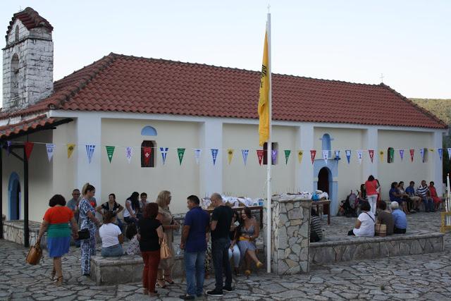 Δείτε φωτογραφίες του Πάνου Τσούτσουρα από τον Εσπερινό στην Παναγία Αχυριάτισσα στα Παλιά Αχυρά - Φωτογραφία 39