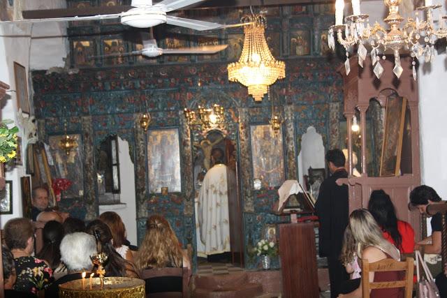 Δείτε φωτογραφίες του Πάνου Τσούτσουρα από τον Εσπερινό στην Παναγία Αχυριάτισσα στα Παλιά Αχυρά - Φωτογραφία 46