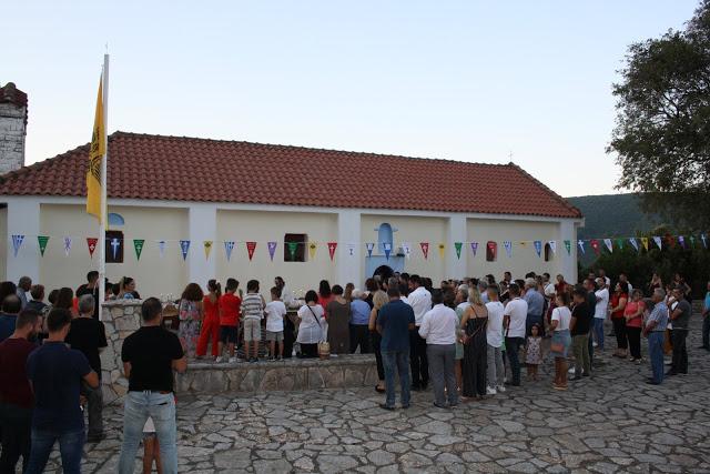 Δείτε φωτογραφίες του Πάνου Τσούτσουρα από τον Εσπερινό στην Παναγία Αχυριάτισσα στα Παλιά Αχυρά - Φωτογραφία 47