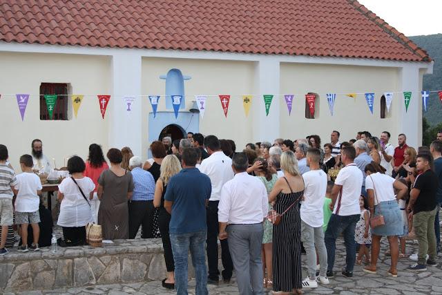 Δείτε φωτογραφίες του Πάνου Τσούτσουρα από τον Εσπερινό στην Παναγία Αχυριάτισσα στα Παλιά Αχυρά - Φωτογραφία 49