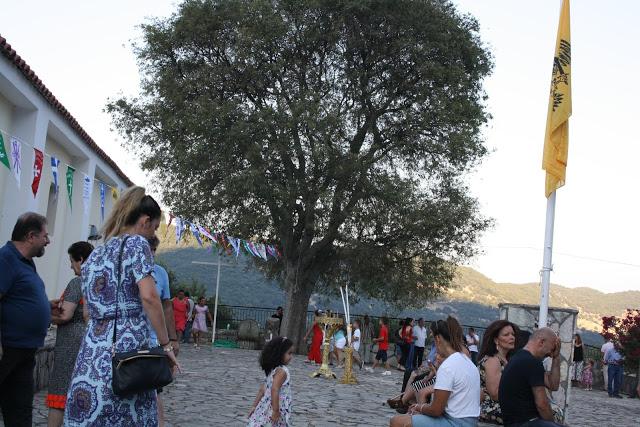 Δείτε φωτογραφίες του Πάνου Τσούτσουρα από τον Εσπερινό στην Παναγία Αχυριάτισσα στα Παλιά Αχυρά - Φωτογραφία 51