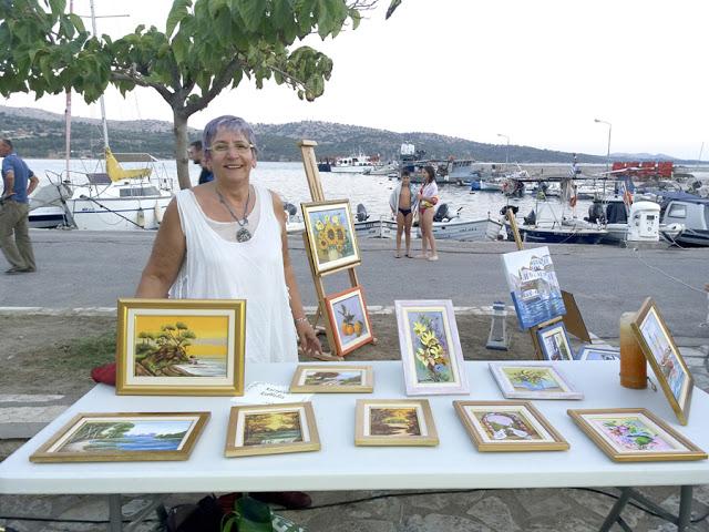 ΣΥΛΛΟΓΟΣ ΓΥΝΑΙΚΩΝ ΑΣΤΑΚΟΥ: Ευχαριστίες για τις Επιτυχημένες Εκδηλώσεις στην Παραλία ΑΣΤΑΚΟΥ - [ΦΩΤΟ] - Φωτογραφία 1
