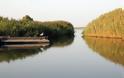Το εντυπωσιακό τοπίο στις εκβολές του Αχελώου (φωτο)