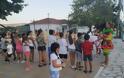 Παιχνίδια και παιδικά γέλια γέμισε η πλατεία της ΧΡΥΣΟΒΙΤΣΑΣ Ξηρομέρου - [ΦΩΤΟ]