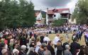 ΣΑΜΑΡΙΝΑ ΓΡΕΒΕΝΏΝ: Μετά τη Θεία Λειτουργία, χόρεψαν τον παραδοσιακό «Τσιάτσιο» (εικόνες + video)