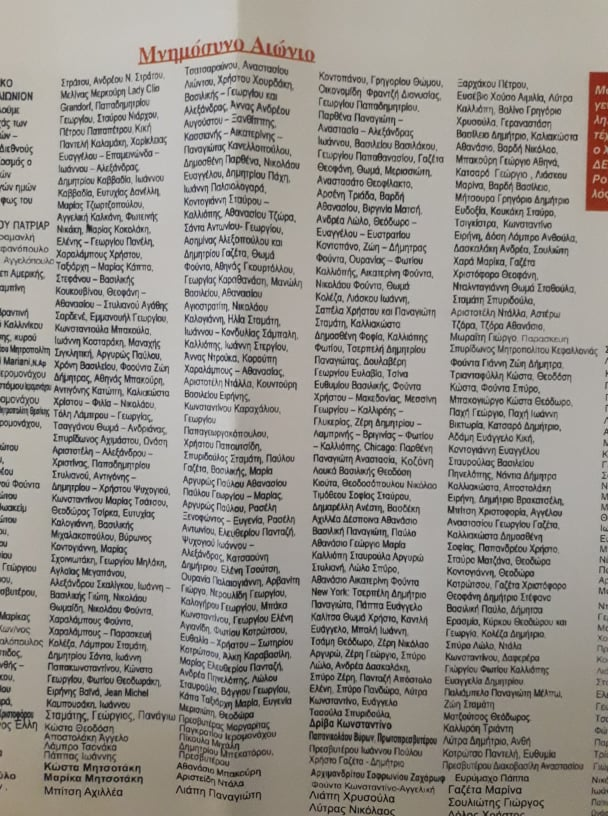 ΠΑΛΙΑΜΠΕΛΑ: Τελέστηκε μνημόσυνο από τοv Παλαιοημερολογίτη Μητροπολίτη π. Ανατόλιο Ψυχογιό, Υπέρ Αναπαύσεως Ψυχών Δωρητών της Ακαδημίας Κοσμάς ο Αιτωλός - [ΦΩΤΟ: Στέλλα Λιάπη] - Φωτογραφία 35