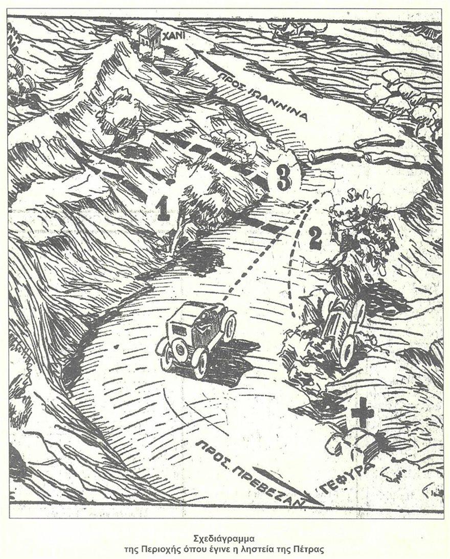 Θύμιος και Γιάννης Ρέντζος: Οι περιβόητοι Ηπειρώτες ληστές - Φωτογραφία 7
