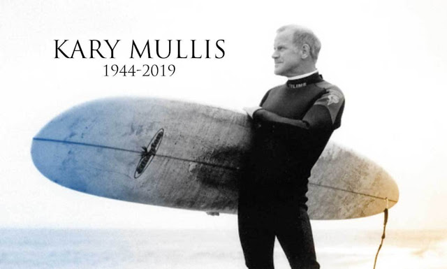 Kary Mullis: Ένας ιδιόρρυθμος νομπελίστας - Φωτογραφία 1