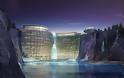 ΚΑΤΑΠΛΗΚΤΙΚΟ: Έχτισαν ξενοδοχείο 5 αστέρων σε νταμάρι! [ΦΩΤΟ] - Φωτογραφία 3