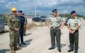 Επίσκεψη Αρχηγού Γενικού Επιτελείου Στρατού στο Λιμάνι της Αλεξανδρούπολης - Φωτογραφία 3