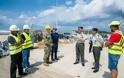 Επίσκεψη Αρχηγού Γενικού Επιτελείου Στρατού στο Λιμάνι της Αλεξανδρούπολης - Φωτογραφία 4