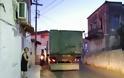 ΦΙΛΙΠΠΟΣ ΣΑΜΑΛΕΚΟΣ: Συνεχίζεται η απαράδεκτη κυκλοφοριακή κατάσταση στην ΠΑΛΑΙΟΜΑΝΙΝΑ με τη διέλευση βαρέων οχημάτων - [ΦΩΤΟ]