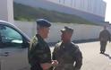 Επίσημη Επίσκεψη Αρχηγού ΓΕΣ στην Έδρα των Στρατιωτικών Δυνάμεων των ΗΠΑ στην Ευρώπη - Φωτογραφία 2