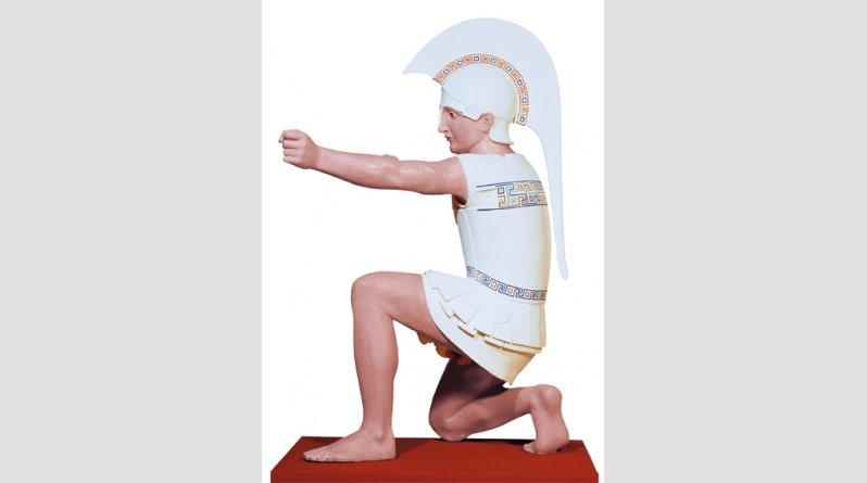 Ροζ, κίτρινα, σιέλ! Έτσι ήταν στην πραγματικότητα τα αρχαία ελληνικά αγάλματα (pics) - Φωτογραφία 12