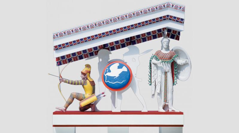 Ροζ, κίτρινα, σιέλ! Έτσι ήταν στην πραγματικότητα τα αρχαία ελληνικά αγάλματα (pics) - Φωτογραφία 13