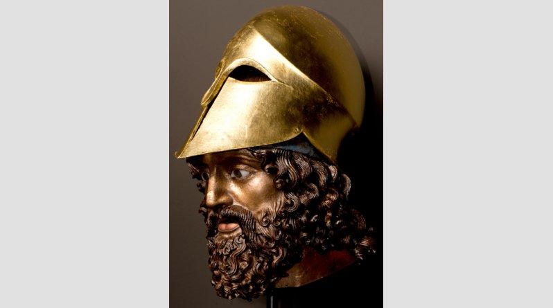 Ροζ, κίτρινα, σιέλ! Έτσι ήταν στην πραγματικότητα τα αρχαία ελληνικά αγάλματα (pics) - Φωτογραφία 14