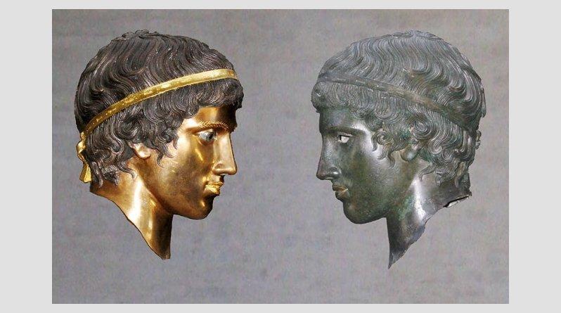 Ροζ, κίτρινα, σιέλ! Έτσι ήταν στην πραγματικότητα τα αρχαία ελληνικά αγάλματα (pics) - Φωτογραφία 6