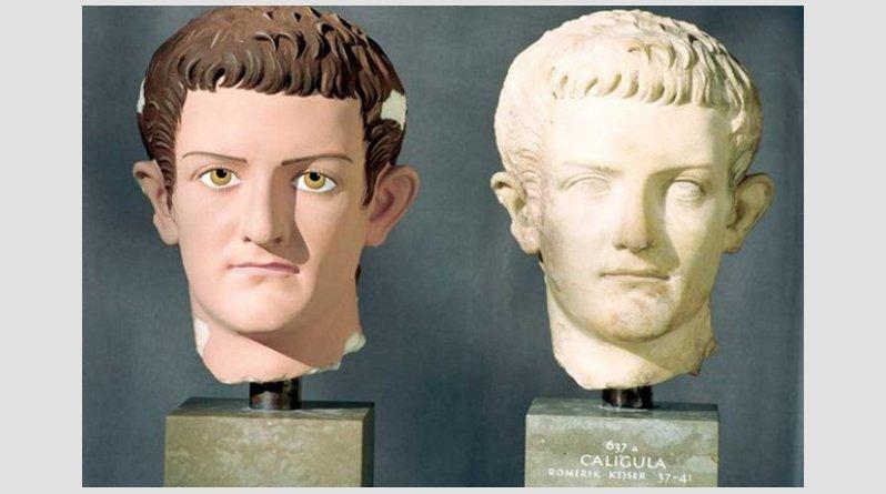 Ροζ, κίτρινα, σιέλ! Έτσι ήταν στην πραγματικότητα τα αρχαία ελληνικά αγάλματα (pics) - Φωτογραφία 9