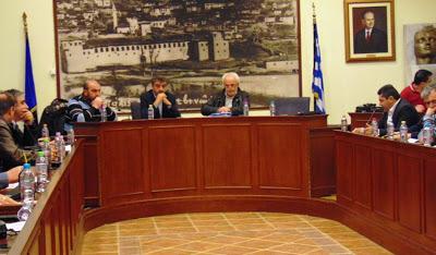 Συνεδρίαση του   Δημοτικού  Συμβουλίου  Γρεβενών - Δείτε τα θέματα.. - Φωτογραφία 1