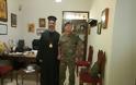 Στη Μητρόπολη Σύμης ο Διοικητής της 95 ΑΔΤΕ