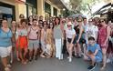 Βόλτα σε κεντρικούς δρόμους του Αγρινίου για χορευτές από Ισπανία και Ιταλία (φωτο) - Φωτογραφία 2