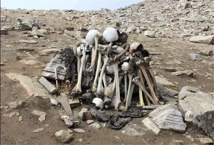 Βρήκαν «Έλληνες» στην Λίμνη των Σκελετών στα Ιμαλάια - Φωτογραφία 2