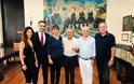 Ισραηλινοί φίλοι της Ρόδου επισκέφθηκαν το νησί εκατοντάδες φορές – Τιμήθηκαν από την Διεύθυνση Τουρισμού Δήμου Ρόδου