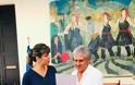 Ισραηλινοί φίλοι της Ρόδου επισκέφθηκαν το νησί εκατοντάδες φορές – Τιμήθηκαν από την Διεύθυνση Τουρισμού Δήμου Ρόδου - Φωτογραφία 2