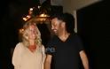 Γιώργος Θεοφάνους - Βίλυ Θεοφάνους: Απόδραση για δύο στο νησί των Ιπποτών [pics] - Φωτογραφία 3