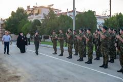 Τον Άγιο Κοσμά τον Αιτωλό τιμά η XVI Μεραρχία Πεζικού