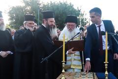 Ορκίστηκε δήμαρχος ο Κώστας Μπακογιάννης: Θα είμαι υπηρέτης των Αθηναίων