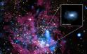 ΝΕΑ  τεράστια έκλαμψη στην κοντινότερη μαύρη τρύπα στη Γη
