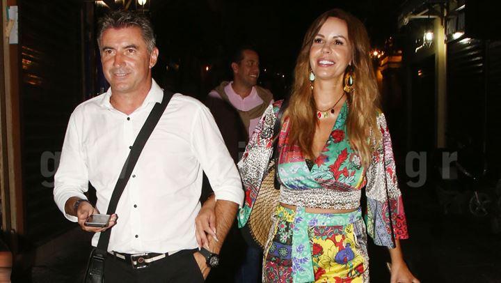 Θοδωρής Ζαγοράκης - Ιωάννα Λίλη: Χεράκι-χεράκι στο νησί των Ιπποτών! - Φωτογραφία 1