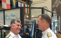 Επίσκεψη Αρχηγού ΓΕΝ στις Ηνωμένες Πολιτείες Αμερικής - Φωτογραφία 4