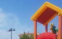 Από την Πλατεία «Αποστολίδη» στην Ιαλυσό , ξεκίνησε η τοποθέτηση των τριάντα δύο (32) νέων πιστοποιημένων παιδικών χαρών στη Ρόδο - Φωτογραφία 2
