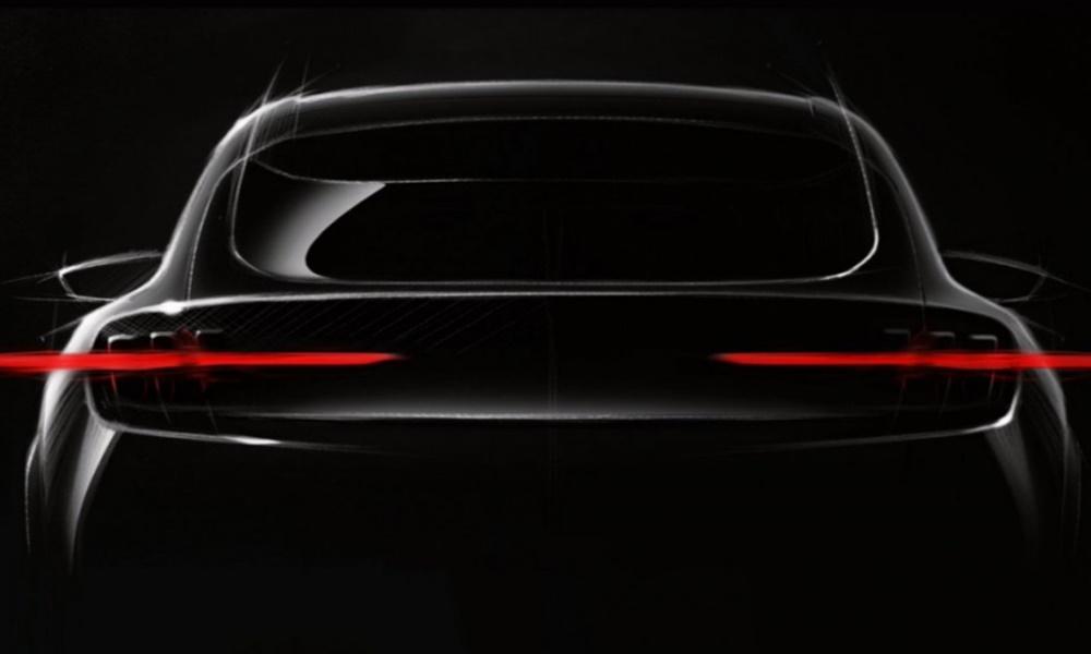 Απολαύστε το Ηλεκτρικό Crossover Ford Mustang Mach-E - Φωτογραφία 2