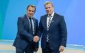 Συμμετοχή ΥΕΘΑ κ. Νίκου Παναγιωτόπουλου στην Άτυπη Σύνοδο Υπουργών Άμυνας της Ε.Ε. στο Ελσίνκι - Φωτογραφία 3
