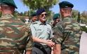 Επίσκεψη Αρχηγού Γενικού Επιτελείου Στρατού στο ΚΕΕΔ