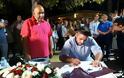 Ορκίστηκε ο Δήμαρχος Γιώργος Αποστολάκης και η νέα Δημοτική Αρχή στο Δήμο Ακτίου Βόνιτσας - [ΦΩΤΟ: Στέλλα Λιάπη] - Φωτογραφία 103