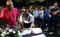 Ορκίστηκε ο Δήμαρχος Γιώργος Αποστολάκης και η νέα Δημοτική Αρχή στο Δήμο Ακτίου Βόνιτσας - [ΦΩΤΟ: Στέλλα Λιάπη] - Φωτογραφία 145
