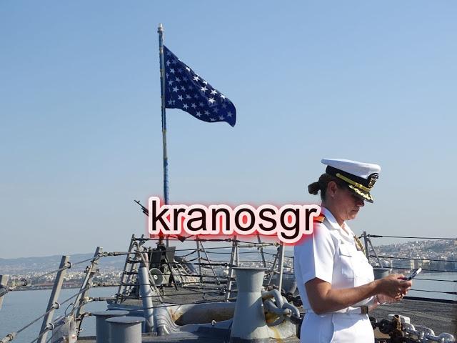 Φωτό από την ξενάγηση του kranosgr στο Αντιτορπιλικό USS McFaul - Φωτογραφία 22