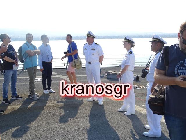 Φωτό από την ξενάγηση του kranosgr στο Αντιτορπιλικό USS McFaul - Φωτογραφία 23