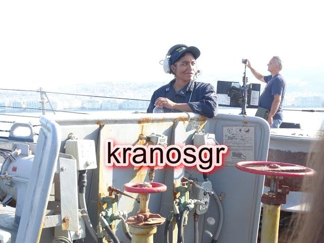 Φωτό από την ξενάγηση του kranosgr στο Αντιτορπιλικό USS McFaul - Φωτογραφία 25