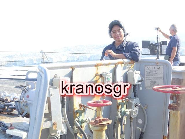 Φωτό από την ξενάγηση του kranosgr στο Αντιτορπιλικό USS McFaul - Φωτογραφία 26