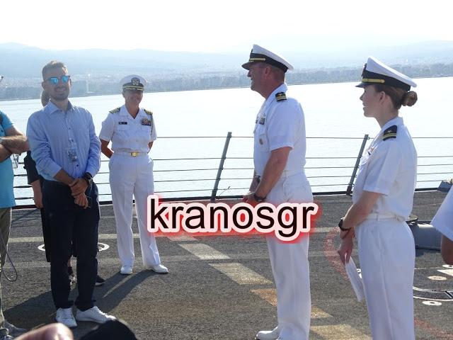 Φωτό από την ξενάγηση του kranosgr στο Αντιτορπιλικό USS McFaul - Φωτογραφία 29