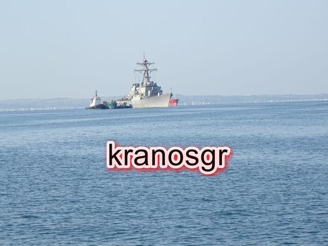Φωτό από την ξενάγηση του kranosgr στο Αντιτορπιλικό USS McFaul - Φωτογραφία 3