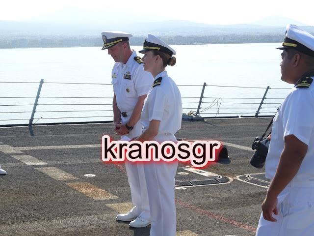 Φωτό από την ξενάγηση του kranosgr στο Αντιτορπιλικό USS McFaul - Φωτογραφία 30