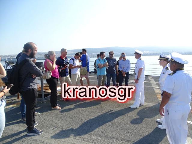 Φωτό από την ξενάγηση του kranosgr στο Αντιτορπιλικό USS McFaul - Φωτογραφία 34